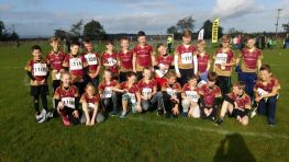 Flahvons Cross Country School League 2017-2018